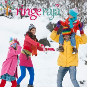 Igranje na snegu